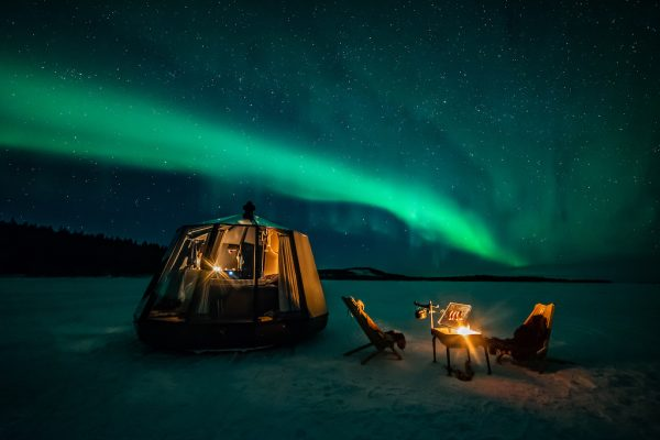 Arctic Guesthouse Igloos in Ranua, Finland