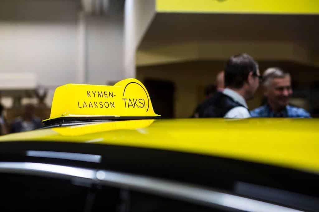 Kymenlaakson Taksi