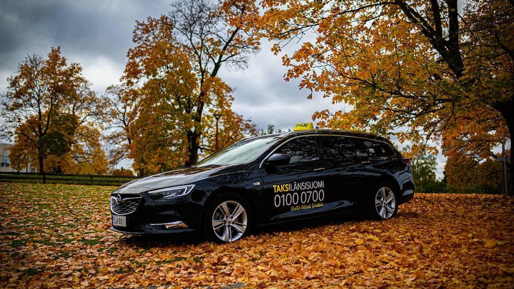Taksi Länsi-Suomi