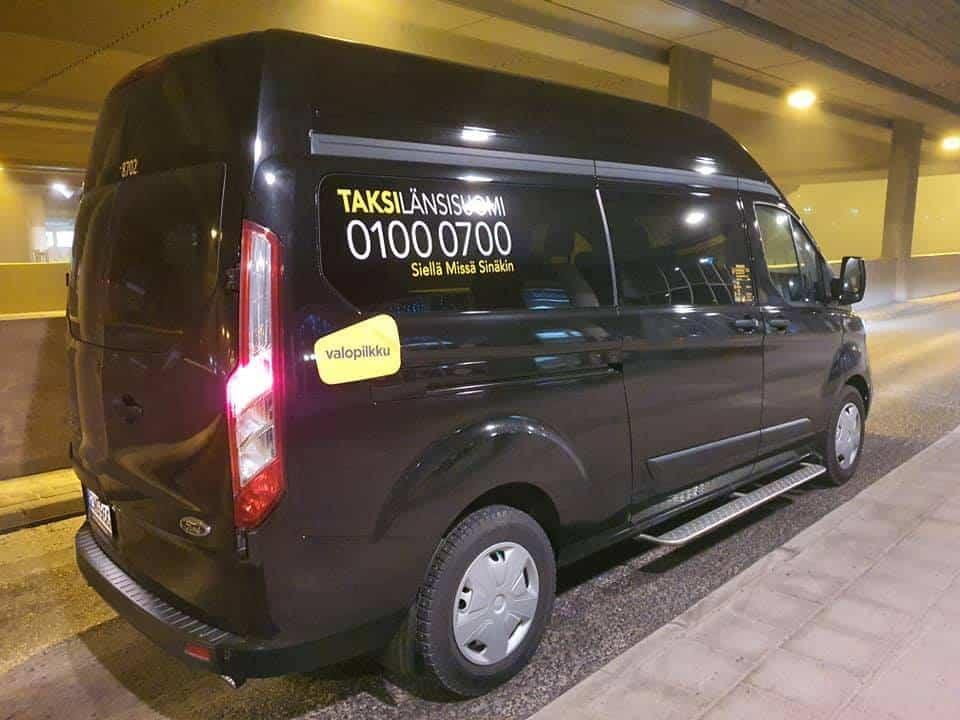 Taksi Ulvila