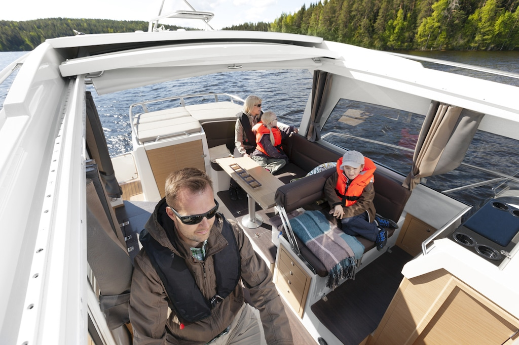 Saimaa Boating