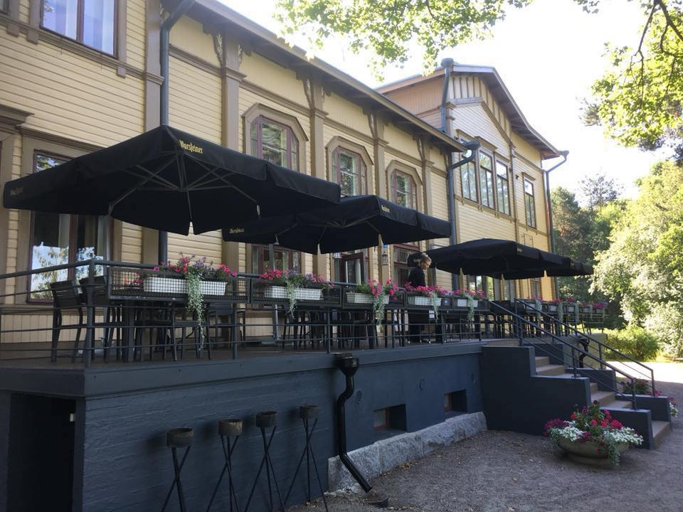 Restaurant Upseerikerho