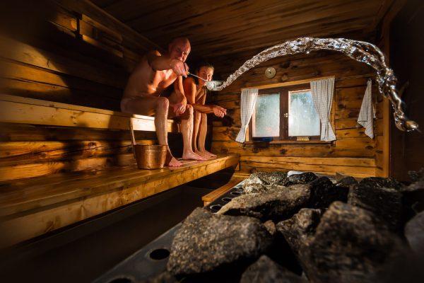 Sauna Experience in Finland