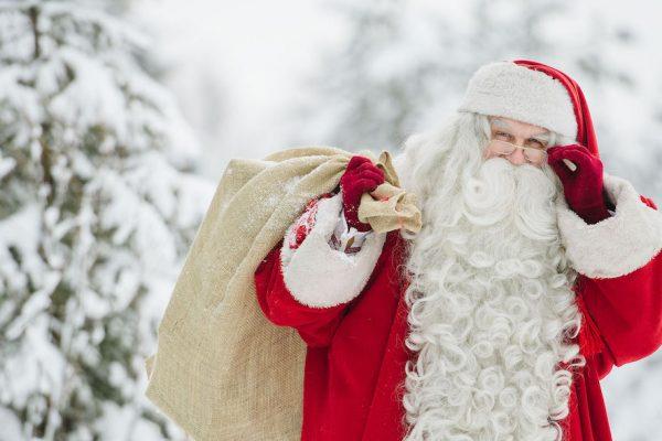 Visit Santa Claus in Finland