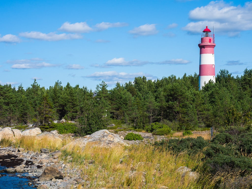 Sälgrund Lighthouse Hotel