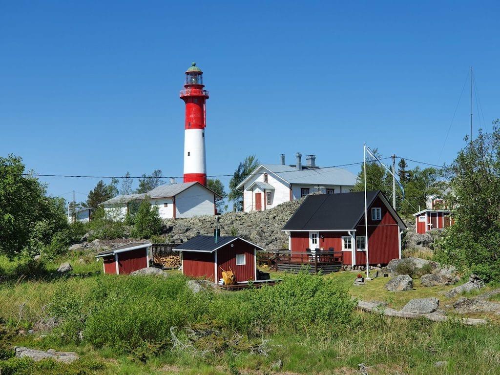 Tankar Lighthouse Hotel