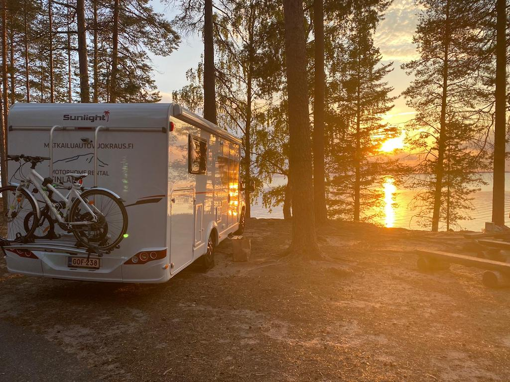 Motorhome Rental Finland