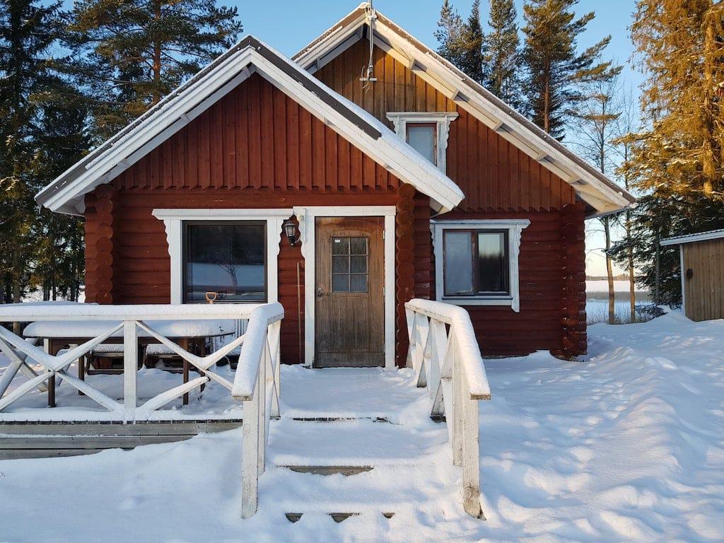 Kaijansaari Holiday Cottages