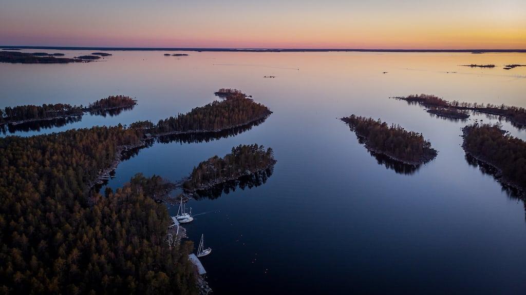 The Kvarken Archipelago