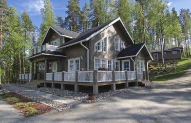 Loma-Autio Cottages