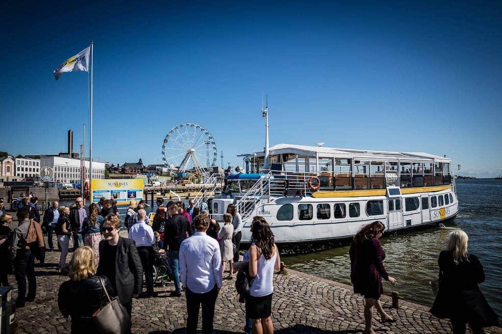 SunLines Cruises Helsinki